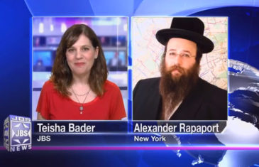 In The News: Passover Soup Kitchen