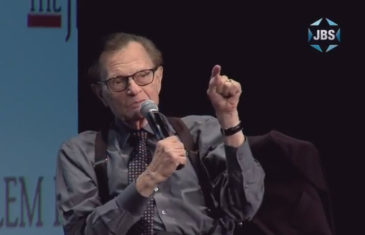 JPost 2017: Larry King