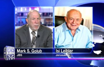 Isi Leibler on Ron Lauder