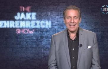 The Jake Ehrenreich Show,JBSTV,jbstv.org,Jewish television