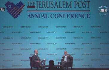 2019 Jerusalem Post Conference Part 2