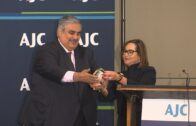 "AJC: ""Architect of Peace"" Award"
