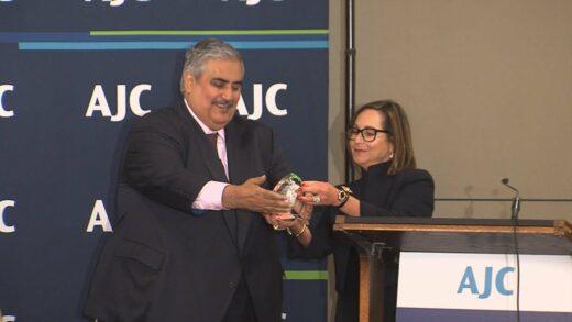 Architect of Peace Award