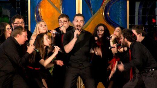 College A Cappella Competition