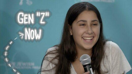 Gen Z Jewish Teens Today