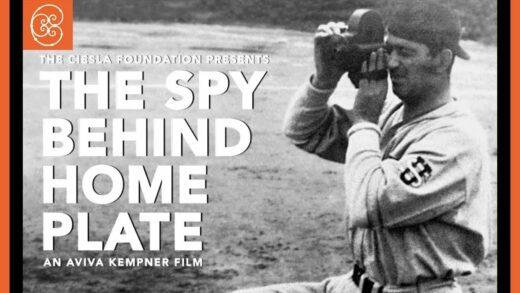 Jewish Cinematheque: Spy Behind The Plate