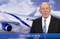 Watch JBS on EL AL Dreamliner