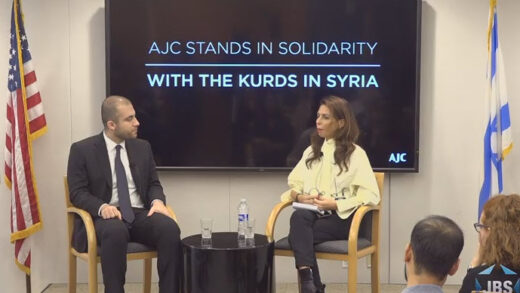 AJC Stands with the Kurds