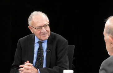 Alan Dershowitz discusses impeachment with Mark S. Golub on JBS