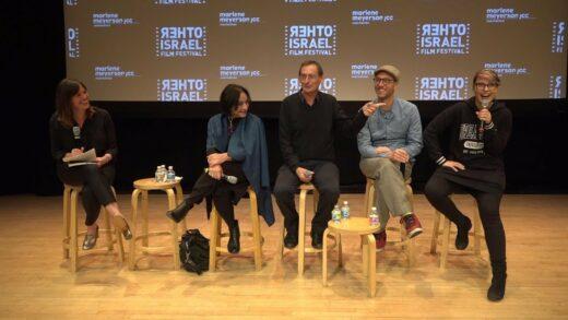 "Other Israel Film Fest: ""Left?"""