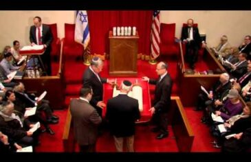 Yom HaShoah-Fifth Ave Synagogue