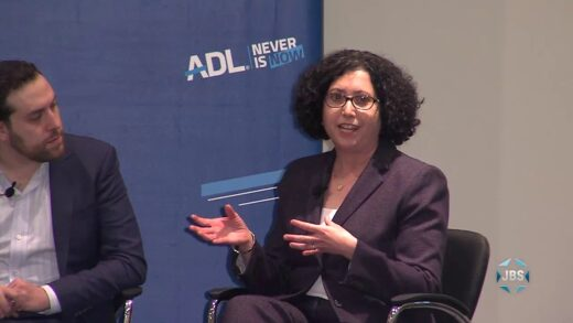 ADL: Anti-Israel/Antisemitism