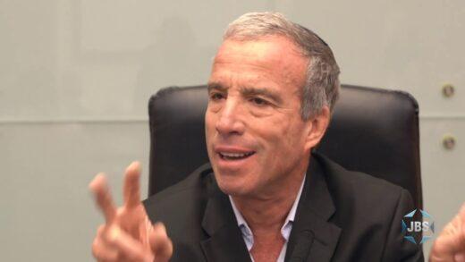 Israel Briefing: Elazar Stern