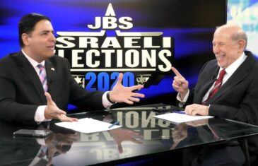 In The News: JBS Israeli Election Update