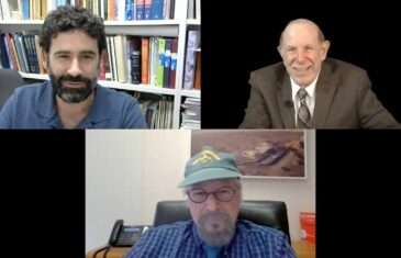 "David Chudnow describes how his father Avrum (z""l) conceived and created a national park in the Sinai Dessert and Prof. Erez Ben-Yosef (Tel Aviv U.) discuss the remarkable finds at the park's copper mines dating back to the Iron Age."