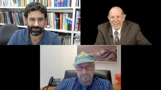 "L'Chayim: David Chudnow describes how his father Avrum (z""l) conceived and created a national park in the Sinai Dessert and Prof. Erez Ben-Yosef (Tel Aviv U.) discuss the remarkable finds at the park's copper mines dating back to the Iron Age."
