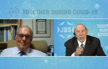 COVID-19: Dr. Jonathan Halevy
