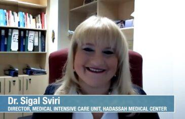 COVID-19: Dr. Sviri (Hadassah)