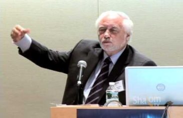 Jerusalem Sovereignty: Dr. Jacques Gauthier