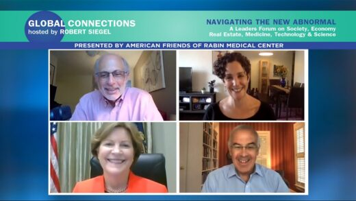 Global Connections-Robert Siegel: Civic Discourse