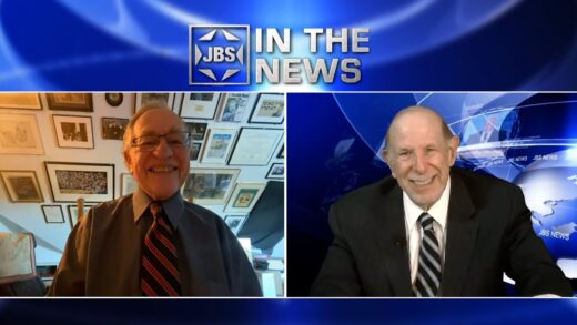 In The News: Alan Dershowitz on Politics
